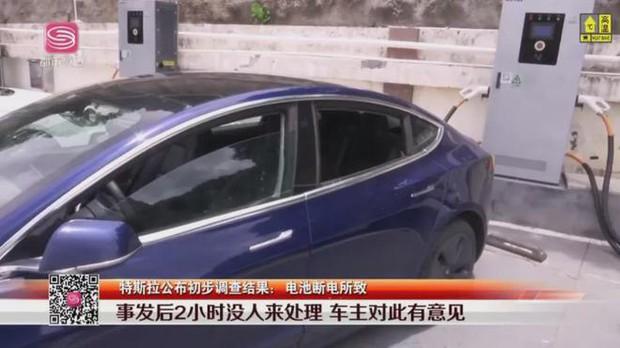Tesla lại dính phốt ở Trung Quốc: Người dùng suýt chết ngạt vì bị mắc kẹt trong chiếc xe sập nguồn - Ảnh 1.