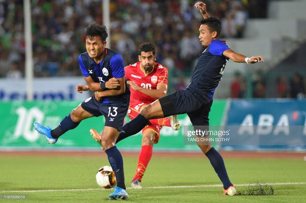 Campuchia phá kỷ lục tại vòng loại World Cup sau thất bại kinh hoàng - Ảnh 2.