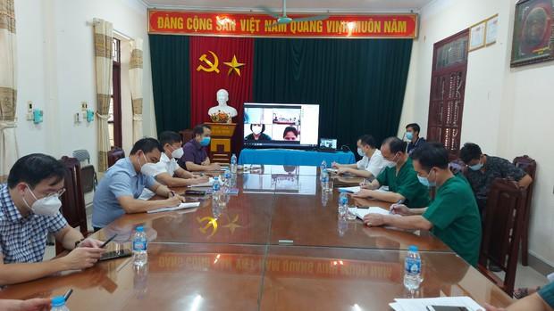 Năng lực điều trị bệnh nhân COVID-19 của Bắc Ninh đáp ứng nhu cầu - Ảnh 1.