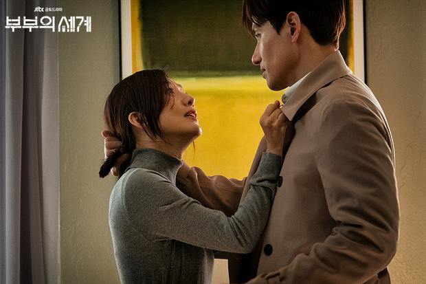 3 gã chồng đốn mạt nhất màn ảnh Hàn, kẻ hai mặt đáng sợ gọi tên Ji Yong của Mine - Ảnh 1.