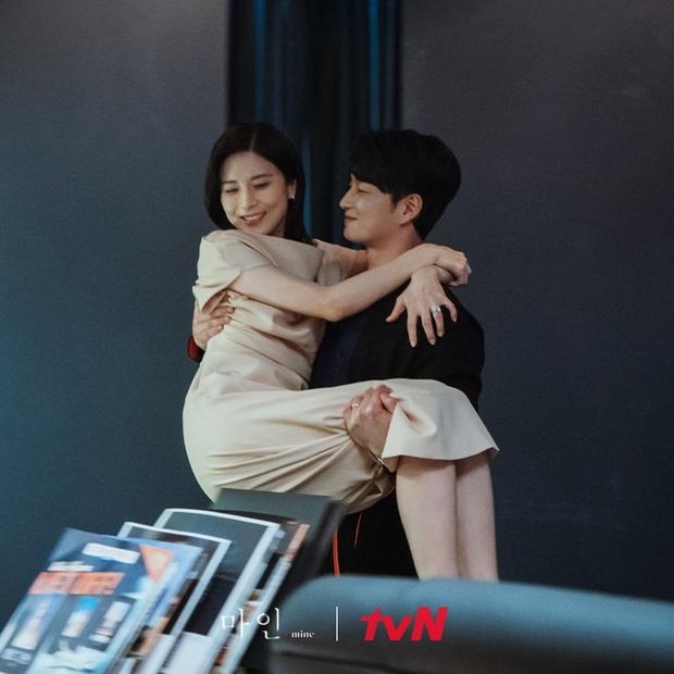 3 gã chồng đốn mạt nhất màn ảnh Hàn, kẻ hai mặt đáng sợ gọi tên Ji Yong của Mine - Ảnh 4.