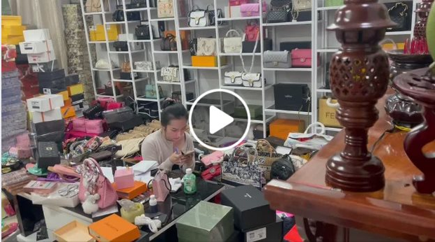 Lê Dương Bảo Lâm từng thách fan Em lên công an thưa đi, đừng comment hàng giả mệt quá, vợ giờ nhận phạt luôn vì bán hàng giả - Ảnh 3.