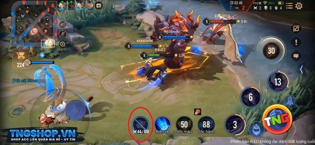 HOT: Liên Quân Mobile ra mắt chế độ chơi mới cho phép game thủ biến hình thành Tà thần Caesar và sở hữu chiêu thức siêu dị - Ảnh 2.