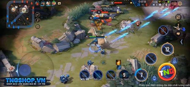 HOT: Liên Quân Mobile ra mắt chế độ chơi mới cho phép game thủ biến hình thành Tà thần Caesar và sở hữu chiêu thức siêu dị - Ảnh 4.