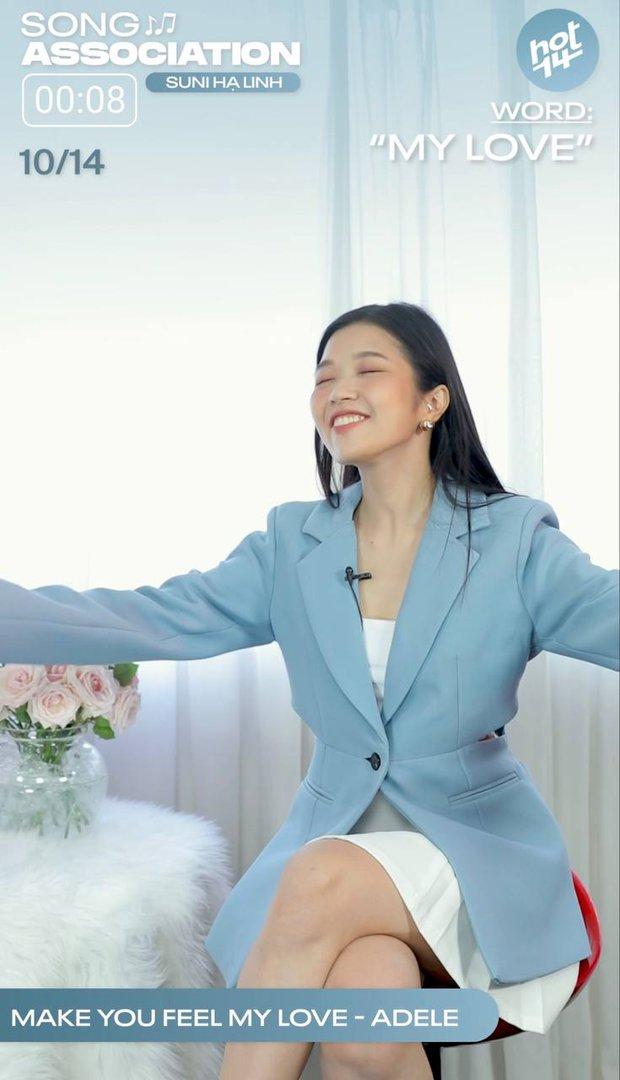 Suni Hạ Linh cover siêu đáng yêu hit Phí Phương Anh, không chùn bước khi chạm trán bài hát US-UK - Ảnh 9.