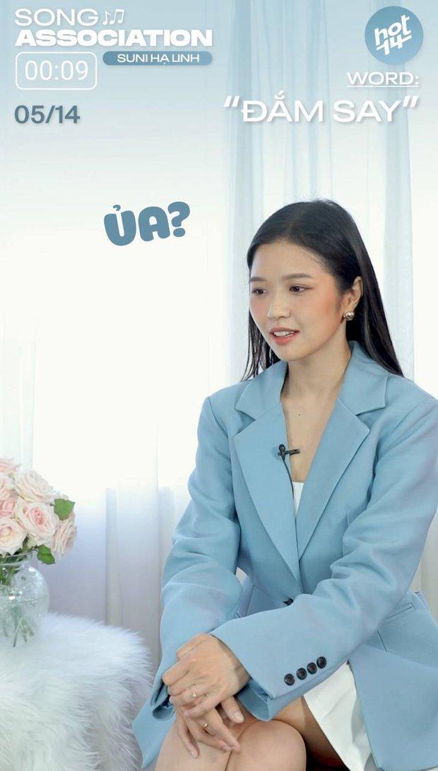 Suni Hạ Linh cover siêu đáng yêu hit Phí Phương Anh, không chùn bước khi chạm trán bài hát US-UK - Ảnh 6.