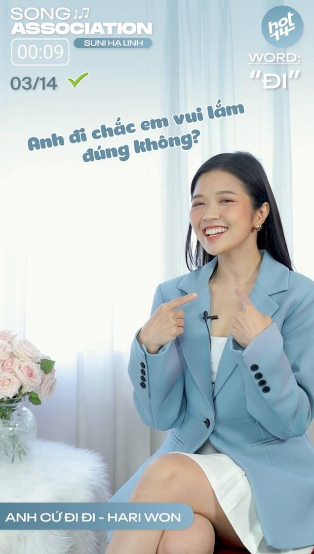 Suni Hạ Linh cover siêu đáng yêu hit Phí Phương Anh, không chùn bước khi chạm trán bài hát US-UK - Ảnh 4.