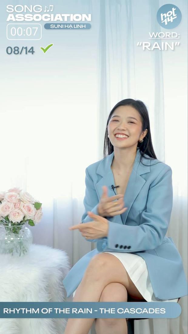 Suni Hạ Linh cover siêu đáng yêu hit Phí Phương Anh, không chùn bước khi chạm trán bài hát US-UK - Ảnh 8.