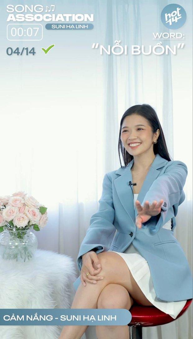 Suni Hạ Linh cover siêu đáng yêu hit Phí Phương Anh, không chùn bước khi chạm trán bài hát US-UK - Ảnh 5.