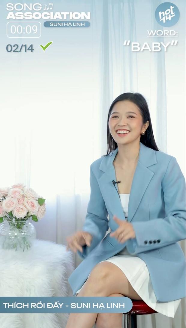 Suni Hạ Linh cover siêu đáng yêu hit Phí Phương Anh, không chùn bước khi chạm trán bài hát US-UK - Ảnh 3.
