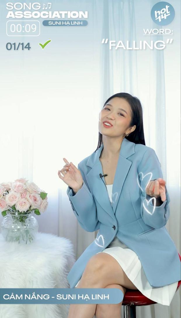 Suni Hạ Linh cover siêu đáng yêu hit Phí Phương Anh, không chùn bước khi chạm trán bài hát US-UK - Ảnh 2.