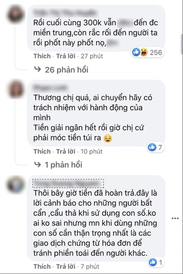Netizen bất ngờ bênh vực Thuỷ Tiên sau khi nữ ca sĩ trả lại 30 triệu, đổi hướng chỉ trích vị khán giả gửi nhầm? - Ảnh 5.