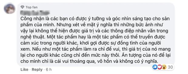 Chụp ảnh concept cướp giật để quảng bá thời trang, 1 thương hiệu Việt gây ra tranh cãi - Ảnh 6.