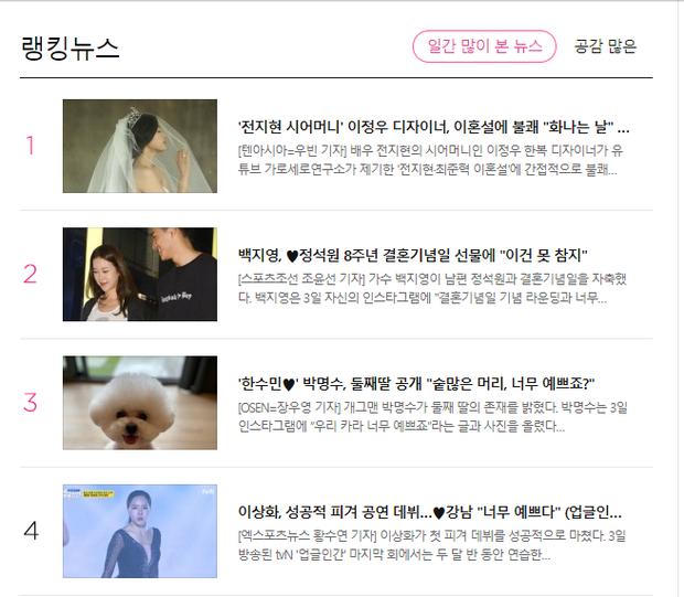 Đến mẹ chồng tài phiệt của Jeon Ji Hyun cũng tỏ thái độ trước tin đồn ly hôn, động thái nhỏ đủ gây bão Naver - Ảnh 3.