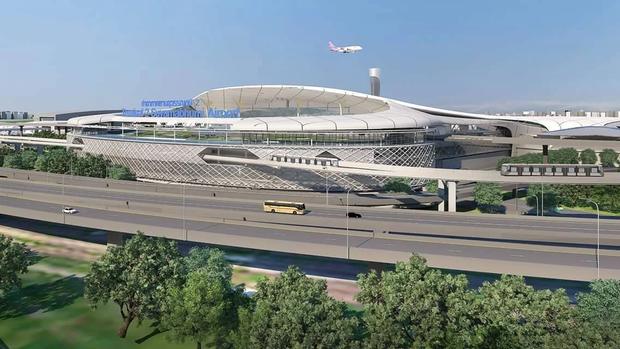 Tranh thủ vắng khách du lịch - Thái Lan âm thầm cải tạo sân bay Bangkok đẹp đến choáng ngợp, tuyên bố sánh ngang với Singapore! - Ảnh 3.