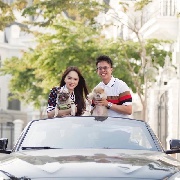 Hành trình lăn bánh của siêu xe 8 tỷ Matt Liu tặng Hương Giang, thị phi cỡ nào mà ai cũng nói bán là đúng?  - Ảnh 1.