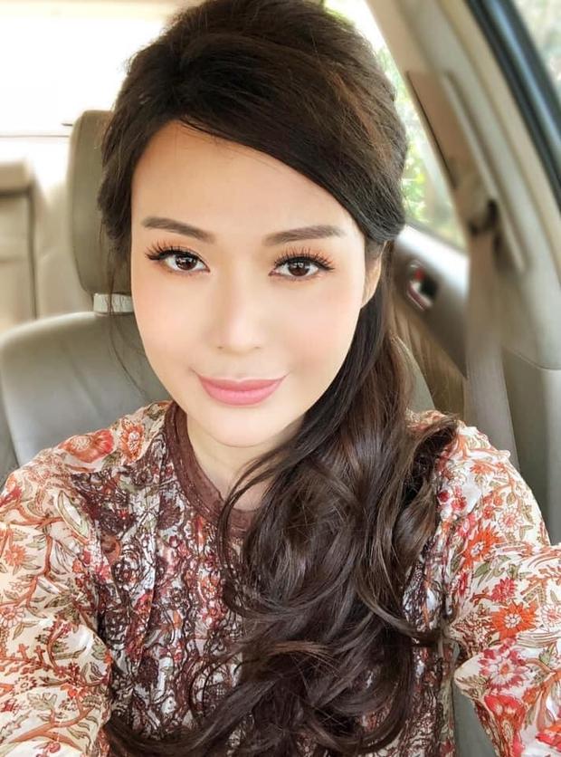 Nhan sắc trẻ trung xinh đẹp của Nguyễn Thu Thuỷ ở tuổi 45 khiến ai nấy đều xuýt xoa, đẳng cấp Hoa hậu Việt Nam có khác!  - Ảnh 6.