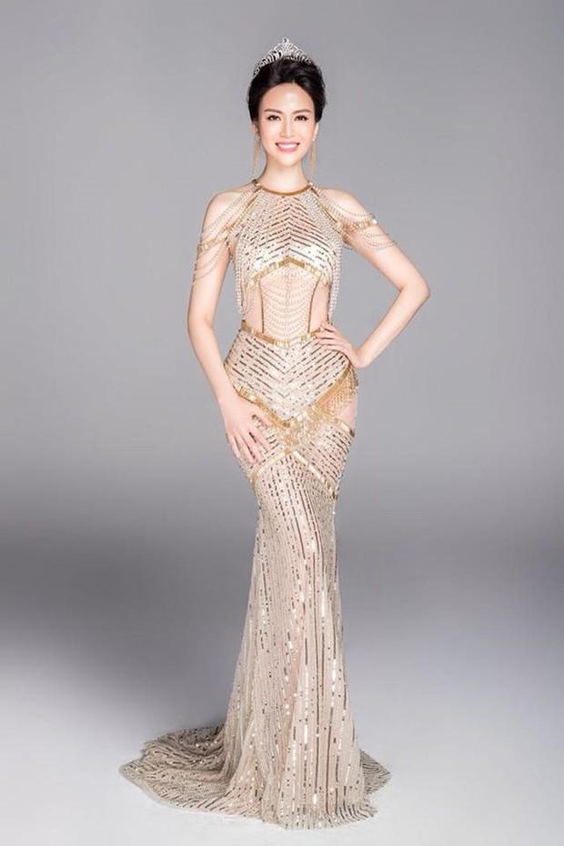 Ai ngờ lần tái xuất showbiz cuối cùng của Hoa hậu Thu Thuỷ là bên 13 nàng hậu hot nhất Vbiz, bà trùm kể lại kỷ niệm xót xa - Ảnh 3.