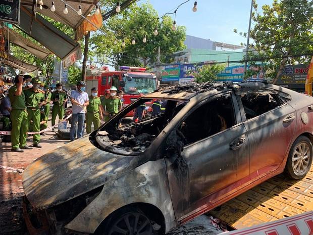 Người cha đau đớn nhận cuộc gọi cầu cứu cuối cùng của con gái trong vụ cháy 4 người tử vong: Ba ơi, cháy rồi, qua cứu chúng con với - Ảnh 3.