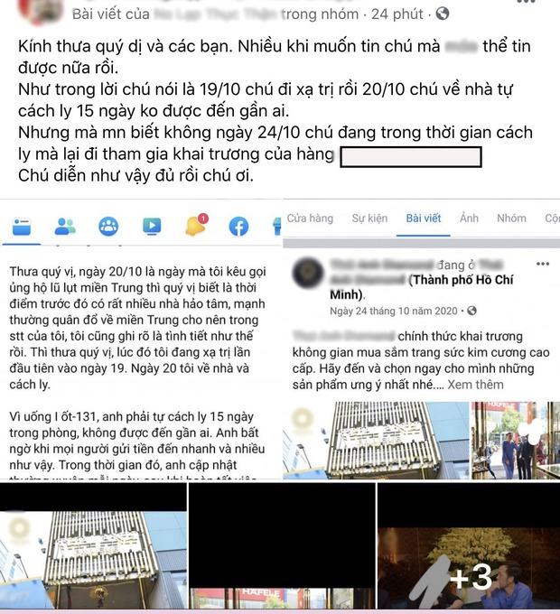 Netizen bóc NS Hoài Linh nói dối: Khẳng định ở nhà cách ly sau xạ trị, nhưng lại có ảnh phân thân đi sự kiện - Ảnh 2.