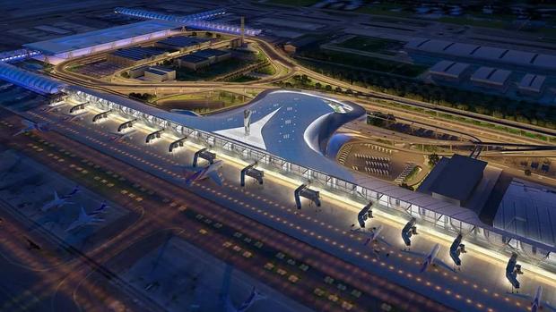 Tranh thủ vắng khách du lịch - Thái Lan âm thầm cải tạo sân bay Bangkok đẹp đến choáng ngợp, tuyên bố sánh ngang với Singapore! - Ảnh 5.