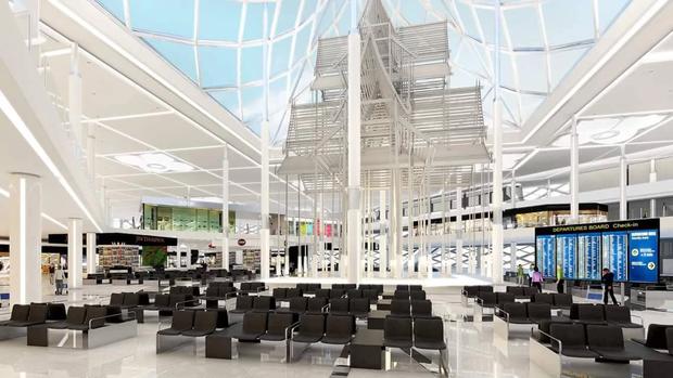 Tranh thủ vắng khách du lịch - Thái Lan âm thầm cải tạo sân bay Bangkok đẹp đến choáng ngợp, tuyên bố sánh ngang với Singapore! - Ảnh 6.
