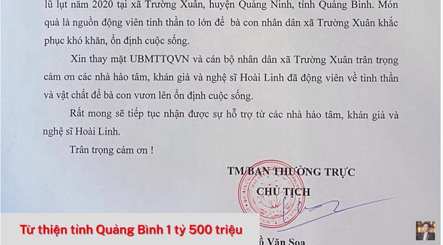 HOT: NS Hoài Linh đăng clip 50 phút chính thức xin lỗi, lên tiếng nói rõ lý do giải ngân chậm và công khai sao kê 15,4 tỷ từ thiện - Ảnh 7.