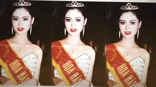 Loạt ảnh hiếm năm 18 tuổi của Hoa hậu Nguyễn Thu Thuỷ lúc đăng quang Hoa hậu Việt Nam, nhan sắc bất bại khó ai sánh bằng - Ảnh 7.