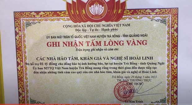 """Soi chi tiết bất thường trong giấy tờ sao kê của NS Hoài Linh: Cho người dân 237 tuổi """"xuyên không"""", sửa thời gian bằng bút mực? - Ảnh 2."""