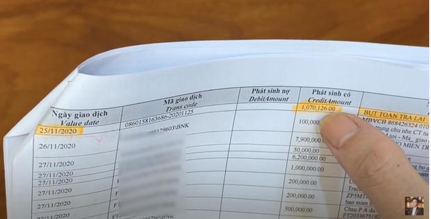 """Bị nói """"ngâm"""" 13,7 tỷ 7 tháng để lấy lãi, NS Hoài Linh công bố cụ thể số tiền và sao kê: """"Quý vị nghĩ số tiền này lớn không?"""" - Ảnh 3."""