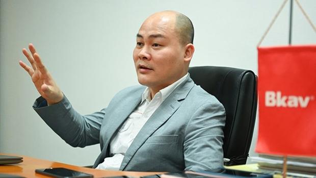 CEO BKAV Nguyễn Tử Quảng: Vài ngày tới sẽ có kết quả của thiết bị xét nghiệm Covid-19 dùng nước muối sinh lý, có thể thay đổi cả chiến lược trên thế giới về phòng chống dịch - Ảnh 1.