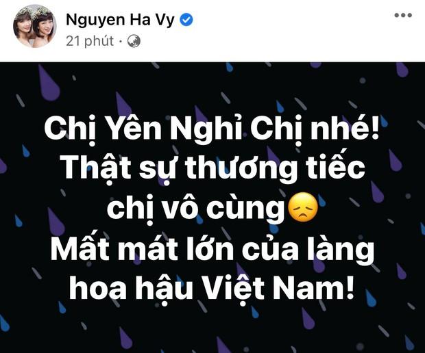 Lệ Quyên, Thúy Hạnh và dàn sao Việt bàng hoàng xót xa khi nghe tin Hoa hậu Thu Thuỷ đột ngột qua đời - Ảnh 7.