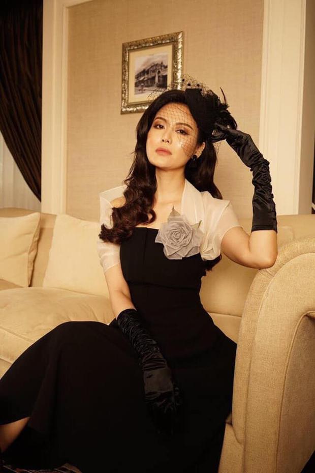 Nhan sắc trẻ trung xinh đẹp của Nguyễn Thu Thuỷ ở tuổi 45 khiến ai nấy đều xuýt xoa, đẳng cấp Hoa hậu Việt Nam có khác!  - Ảnh 2.