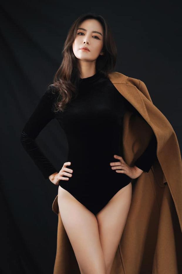 Nhan sắc trẻ trung xinh đẹp của Nguyễn Thu Thuỷ ở tuổi 45 khiến ai nấy đều xuýt xoa, đẳng cấp Hoa hậu Việt Nam có khác!  - Ảnh 3.