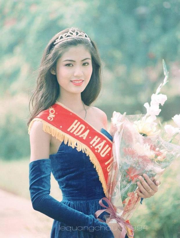 Nhan sắc trẻ trung xinh đẹp của Nguyễn Thu Thuỷ ở tuổi 45 khiến ai nấy đều xuýt xoa, đẳng cấp Hoa hậu Việt Nam có khác!  - Ảnh 1.