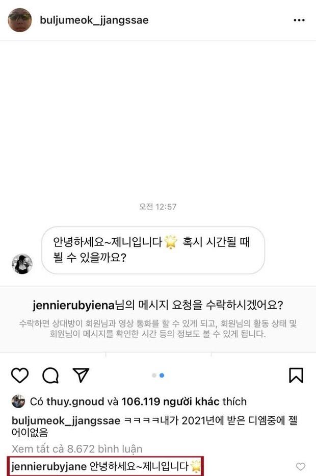Jennie (BLACKPINK) có một pha dằn mặt tài khoản pha ke đầy thanh lịch khiến netizen ngỡ ngàng, khâm phục! - Ảnh 2.