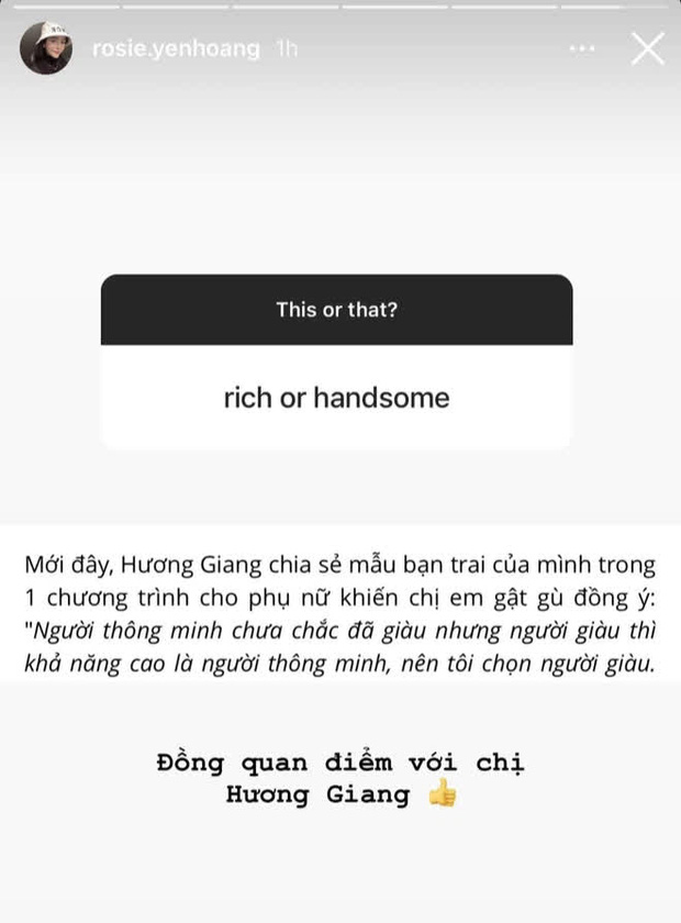 Tiểu thư 10X của hội rich kid Việt tiết lộ mẫu bạn trai, chọn người giàu chứ không chọn người thông minh - Ảnh 2.