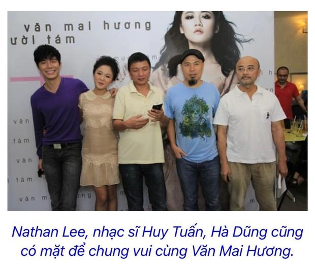 Nathan Lee bênh vực Văn Mai Hương giữa lùm xùm xài chùa hit Lady Gaga nhưng cũng không quên đá xéo ai đó - Ảnh 2.