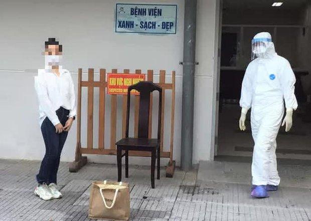 Bệnh nhân ở Quảng Trị tái dương tính Covid-19 sau một tuần xuất viện - Ảnh 1.