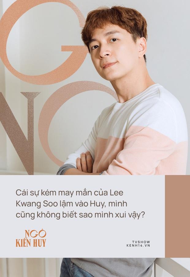 Ngô Kiến Huy thích Lee Kwang Soo nhất Running Man: Sự kém may mắn của anh ấy lậm vào mình hay sao ấy - Ảnh 6.