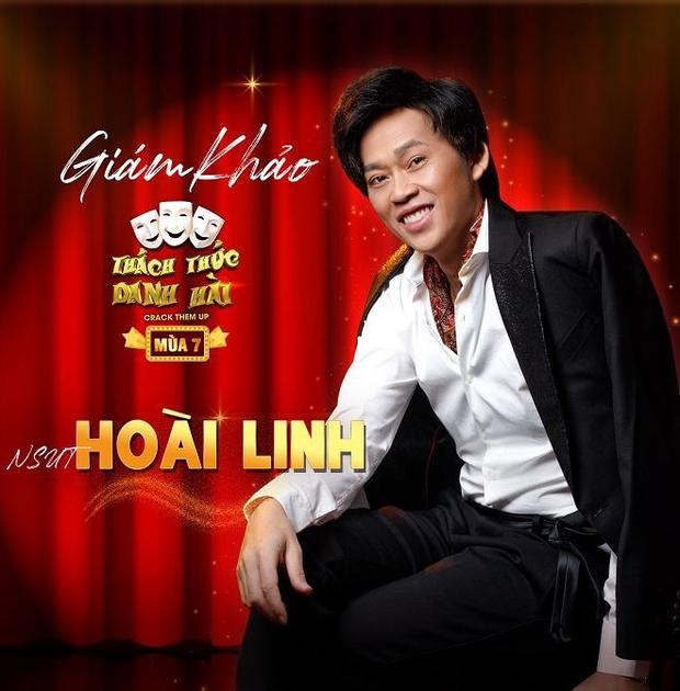 Chính thức: NS Hoài Linh xin rút khỏi Thách Thức Danh Hài vì không muốn làm ảnh hưởng đến chương trình - Ảnh 2.