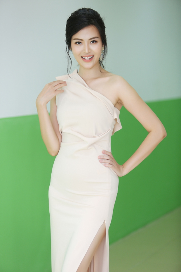 Hoa hậu Nguyễn Thu Thuỷ: Từng đi du học Mỹ, làm đạo diễn phim, sở hữu vòng eo nhỏ nhất lịch sử HHVN - Ảnh 2.