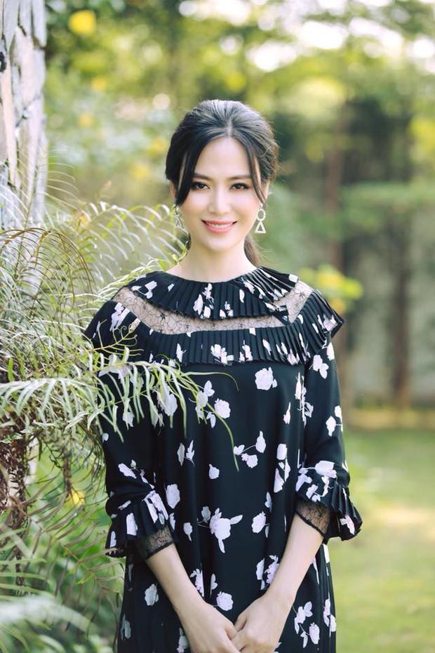Hoa hậu Nguyễn Thu Thuỷ: Từng đi du học Mỹ, làm đạo diễn phim, sở hữu vòng eo nhỏ nhất lịch sử HHVN - Ảnh 5.