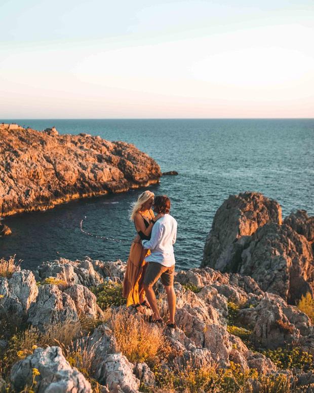 Choáng ngợp Capri - hòn đảo không Covid-19 ở châu Âu, điểm nghỉ dưỡng siêu cao cấp của người giàu trời Tây - Ảnh 6.