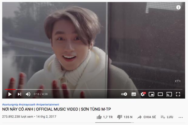 Loạt MV nhạc Việt cập kê nửa tỷ view sau Bống Bống Bang Bang: Jack - K-ICM có tới 3 ngựa chiến, Sơn Tùng thua xa - Ảnh 14.