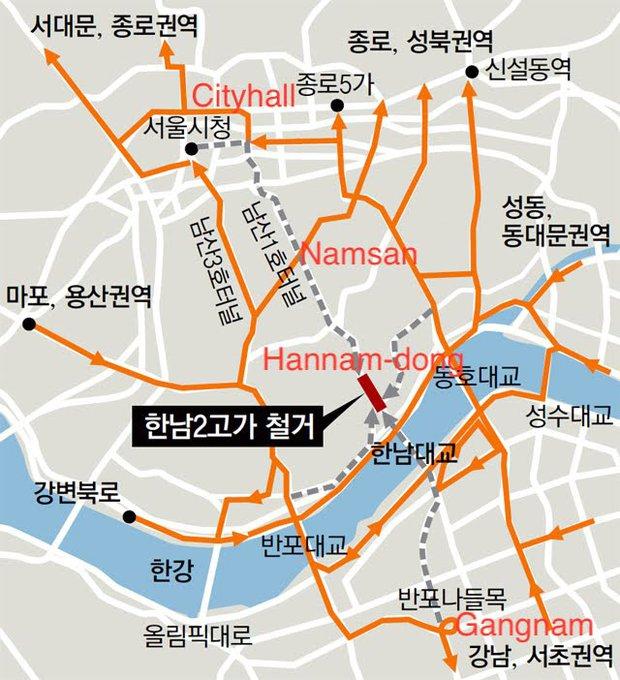 BTS, Jennie - GD và mợ chảnh cùng nhiều siêu sao đều sống ở cùng 1 khu Hannam, có gì hot hòn họt đến vậy? - Ảnh 5.