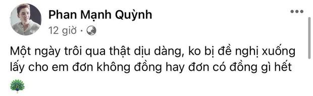 """Phan Mạnh Quỳnh miêu tả cực lầy 1 ngày dịu dàng của đàn ông đã có vợ, bà xã liền vào """"vạch mặt"""" chẳng chịu nhường! - Ảnh 2."""