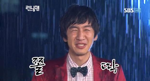 Lee Kwang Soo và hành trình ở Running Man: Khởi đầu bằng nước mưa, kết thúc đẫm nước mắt - Ảnh 2.