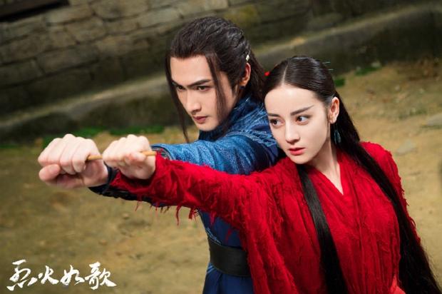 Cúc Tịnh Y át vía Nhiệt Ba ở Top 10 phim có view cao nhất mọi thời đại trên Youku, hạng 1 thuộc hàng kinh điển - Ảnh 4.