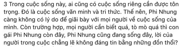Phi Nhung lên tiếng khi bị bà Phương Hằng gọi tên: Làm rõ 3 tin đồn đang gây xôn xao, nói rõ quan hệ với Hoài Linh - Ảnh 5.